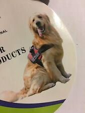 Dog Walking Body Harness Padded Safe Pet Accessory Size Large NWT