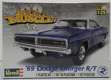 FEVER 1969 69 R/T SCAT PACK 440 CHARGER DODGE BOYS MOPAR REVELL MODEL KIT