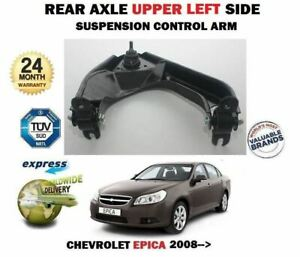 FOR CHEVROLET EPICA 2008-> REAR UPPER LEFT SUSPENSION CONTROL ARM + BALL JOINT