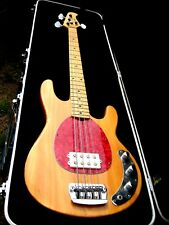 Musicman Bass ~ OLP ~ 4 String Bass Guitar ~ Excellent+ Condition~ Flight Cased