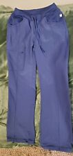 New listing Infinity by Cherokee Womens Scrub Pants Size Xs Navy Blue 1123A Straight Bottom