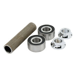 Early To Late Rear Wheel Bearing Conversion Kit For Harley-Davidson
