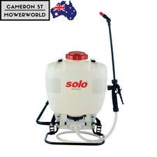 Solo 475 com 15 Litre Backpack Diaphragm Pump Sprayer with 3 Nozzle