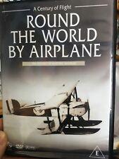 A Century Of Flight - Round The World By Airplane region 4 DVD (documentary)