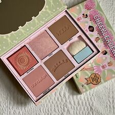 Genuine BENEFIT Cheekleaders Pink Squad Palette BNIB Highlight Bronze Blush