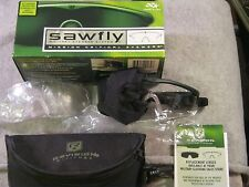 REVISION SAWFLY GLASSES KIT APEL LIST WITH 2 CLEAR LENS NO SMOKE LENS