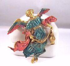 Christmas Angel Brooch~MMA Metropolitan Museum of Art~Neapolitan Baroque Angel