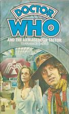 NEW and MINT:  Doctor Who and the Armageddon Factor.  Target books. A good read!
