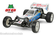 Batería de tres Super trato! Tamiya 58587 NEO FIGHTER BUGGY RC Kit