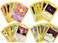 Pokemon Team Rocket Common 24-Card Set