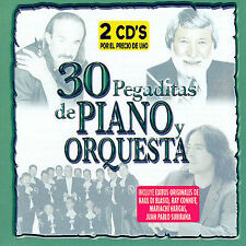Various Artists-30 Pegaditas De Pian CD NEW