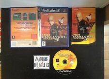 Pro Evolution Soccer 3 SONY Playstation PS2 PAL FR
