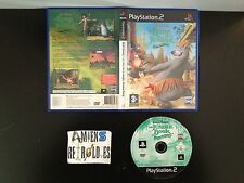 DISNEY Le Livre de la Jungle : Groove Party SONY PS2 PAL FR Playstation