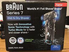 Braun 740S-7 Series 7 Wet  Dry Shaver Razor