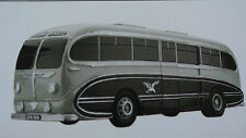 Classic Commercials From Corgi 97170 Burlingham Seagull Woods Coach