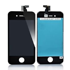 For Apple iPhone 4 LCD Screen Replacement Black Touch Digitizer Unit OEM Part