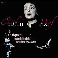 Édith Piaf, Edith Pi - 23 Classiques Inoubliables (Unforgettable Classics) [New