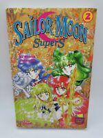 Sailor Moon Super S Pocket Mixx Book Volume 2 by Naoko Takeuchi