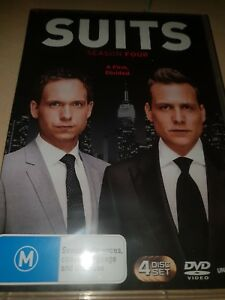 NEW & SEALED Suits Season 4