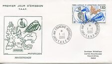 FDC / T.A.A.F. TERRES AUSTRALES TIMBRE N° 148 / FAUNE /