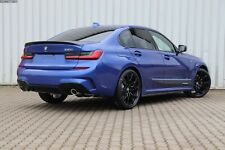 Carbon BMW G20 Trunk Deck Lip Spoiler M Performance Type 3-Series Sedan 2019+