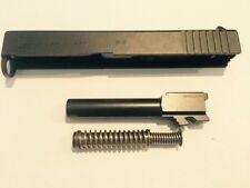 Glock 19 Gen 4 .9mm Slide Barrel And Recoil Spring Nice