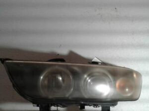 Passenger Headlight Xenon HID With Clear Lens Fits 01-03 BMW 525i 1383644