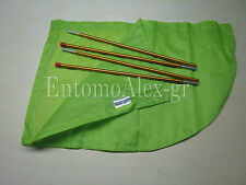 ombrello telo entomologico NYLON triangolo pieghevole JAPANESE BEATING UMBRELLA