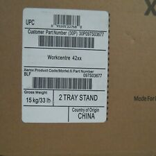 XEROX 097S03677 PRINTER STAND FOR 4150/4260/4250/4265 WORKCENTRE MULTIFUNCTION P