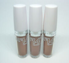 3 x MAYBELLINE Super Stay 14 HR Lipstick / Lippenstift - LASTING CHESTNUT 720