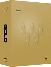 Waves Gold Plugin Bundle NEW Electronic Delivery AU VST AAX RTAS Mac PC