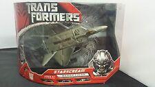 TRANSFORMERS STARSCREAM DECEPTICON HASBRO 2006 NEW IN SEALED BOX