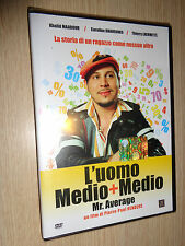DVD L'Herren Medium + Medium Mr.Average Italienisch Francais Pierre Paul Macht
