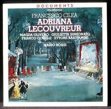 Cilea Adriana Lecouvreur Olivero Rossi Naples 59 3 x LP & BX NM