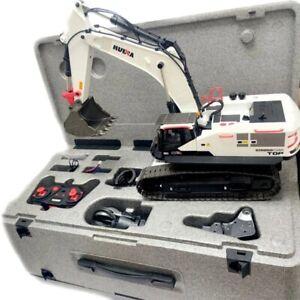 Brand New 2021 Model Huina 1594 RC Excavator..!