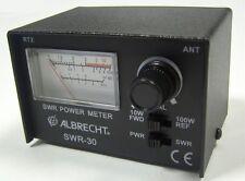 CB RADIO ANTENNA POWER METER SWR-430 CB SWR