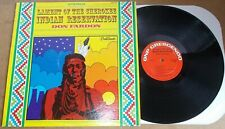 LP - DON FARDON - LAMENT OF THE CHEROKEE INDIAN RESERVATION - GNPS 2044  POPCORN