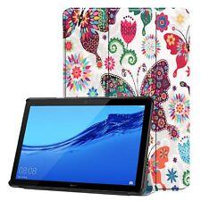 Smart Cover für Huawei MediaPad M5 Lite Schutzhülle Tasche Hülle Etui Slim Case