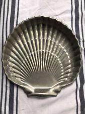 Vintage Shell Platter Dish