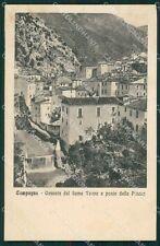 Salerno Campagna Cascata cartolina XB0108