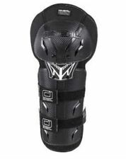 Oneal Black 2018 Pro III - Carbon LOOK Pair of MX Knee Guard