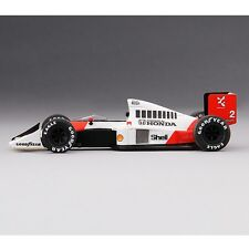 TSM  TSM154337 1/43 : McLaren MP4/5 #2 1989 British GP Winner  Alain Prost W.C.