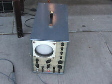 Vintage Hickok Electrical Instrument Company Wide Band Model 677 Oscilloscope
