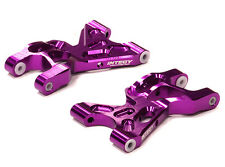 T5011PURPLE Integy Machined Lower Suspension Arm (2) for HPI Savage XS Flux