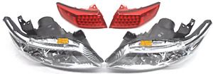 Brand New OEM Infiniti FX35 FX45 HID Headlight and LED Tail Lamp Set