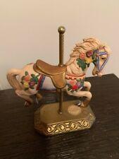 Willet's Designs Tobin Fraley Carousel Horse