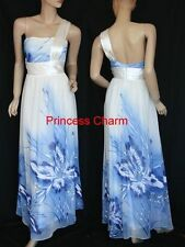 Chiffon Long Floral Party/Cocktail Dresses for Women