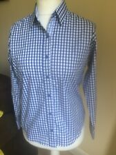 New colour SALE Grenouille Ladies Checked Shirt/Blouse.Great Offer ,to clear