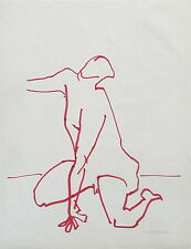Mary Cane Robinson Modernist Figure Study (VIII)