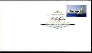 US 2011 Edward Hopper (4558) . DCP Cancel . USPS First Day Cover